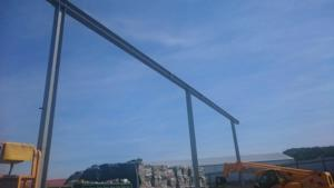 Stahlbau Montage- Steel constructions installation-montaža kovinskih konstrukcij DOTATUS d.o.o. (11)