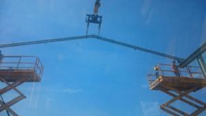 Stahlbau Montage- Steel constructions installation-montaža kovinskih konstrukcij DOTATUS d.o.o. (12)