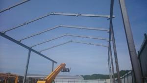 Stahlbau Montage- Steel constructions installation-montaža kovinskih konstrukcij DOTATUS d.o.o. (13)