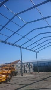 Stahlbau Montage- Steel constructions installation-montaža kovinskih konstrukcij DOTATUS d.o.o. (14)