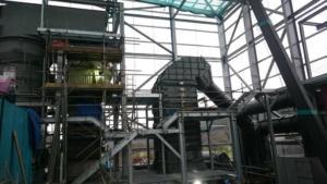 Stahlbau Montage- Steel constructions installation-montaža kovinskih konstrukcij DOTATUS d.o.o. (3)