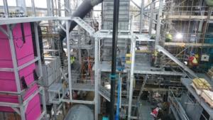 Stahlbau Montage- Steel constructions installation-montaža kovinskih konstrukcij DOTATUS d.o.o. (7)