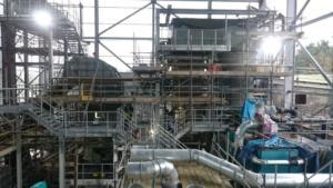 Stahlbau Montage- Steel constructions installation-montaža kovinskih konstrukcij DOTATUS d.o.o. (8)