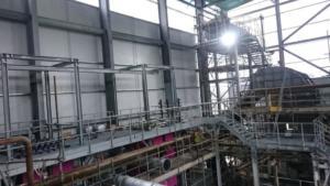 Stahlbau Montage- Steel constructions installation-montaža kovinskih konstrukcij DOTATUS d.o.o. (9)